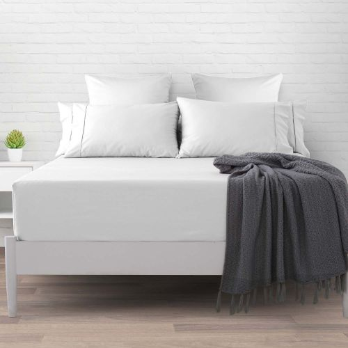 White Fitted Sheet