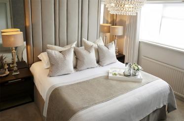 Recreate your bedroom into 5 Star luxury hotel room