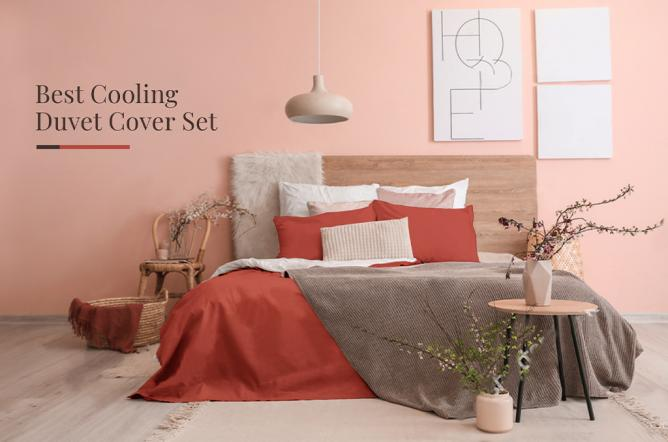 Best Cooling Duvet Cover Sets Are Here