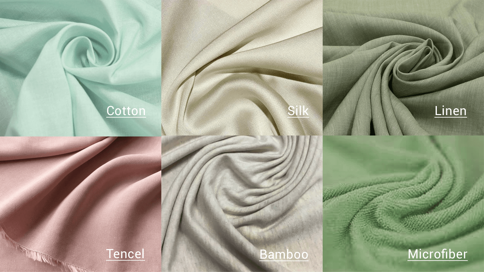 best fabrics for bed sheets