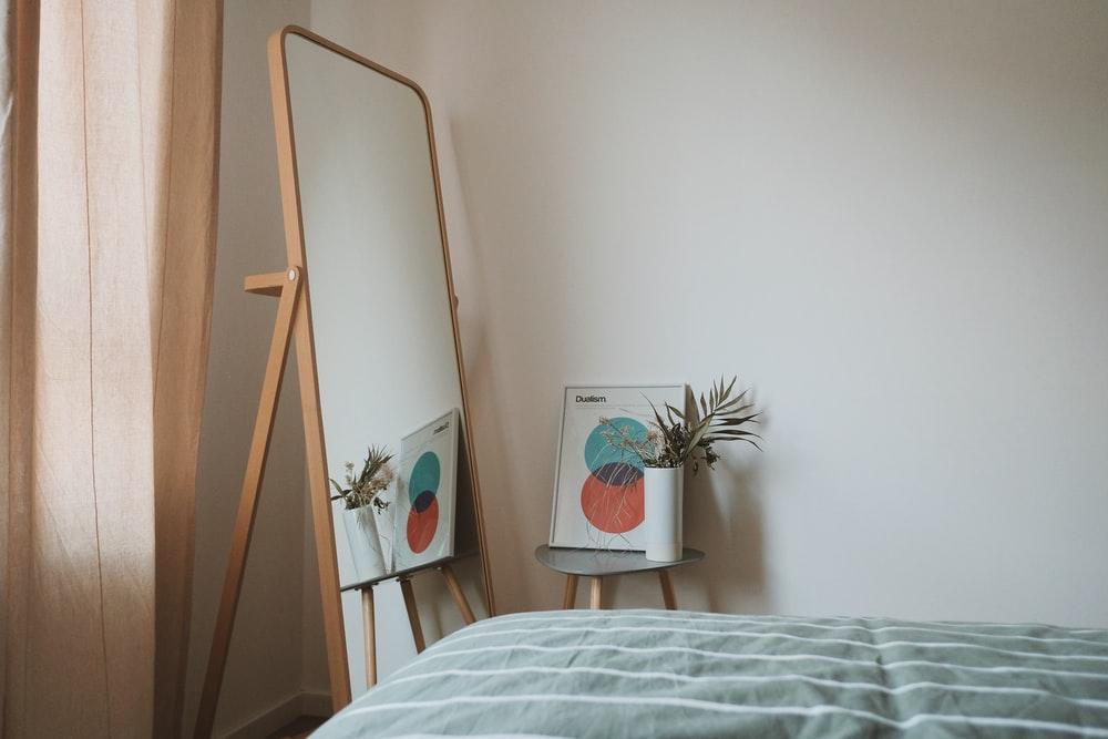 Mirrors for minimalism