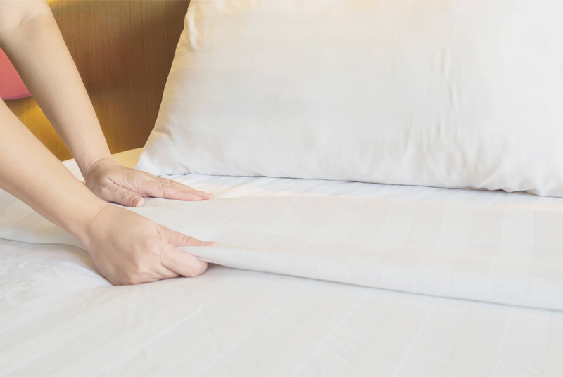 Soft Feel with Flat Sheet